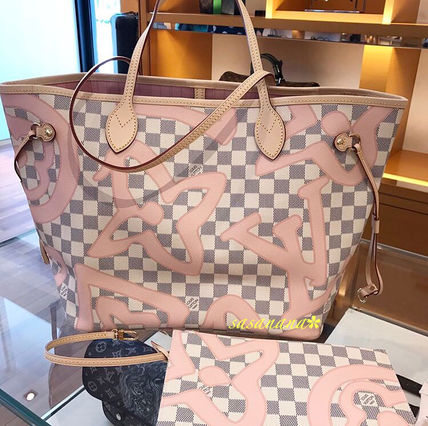 NEVERFULL MM Louis Vuitton neverfull MM 2017SS