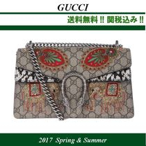 2017SS関税込★GUCCI(グッチ)small Dionysus GG Supreme bag