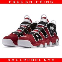 【送料無料・国内即発】Nike Air More Uptempo Bulls Chicago 赤