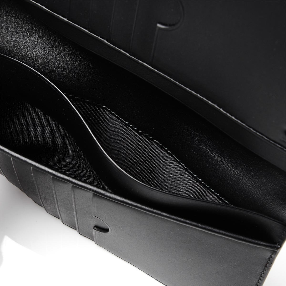 【LOEWE】財布☆ENGRAVED CALF BLACK★2017春夏新作♪