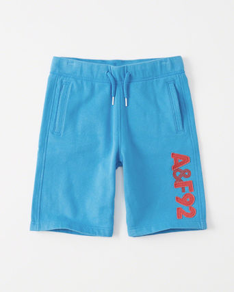 Abercrombie & Fitch トップス  新作  アバクロ・キッズ ボーイズ★   fleece shorts