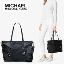 ☆ Michael Kors☆Jet Set Large Nylon★マザーズバッグ