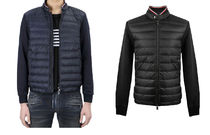 【関税負担】 MONCLER QUILTED SHELL/COTTON JACKET