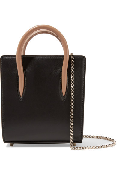 安心の関送込★'Paloma' Nano Tote Bag Black
