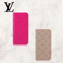 関税込★Louis Vuitton★iPhone7フォリオケース(iPhone6/6s可)
