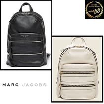 MARC JACOBS レザーバイカー バックパック ☆日本未入荷2色