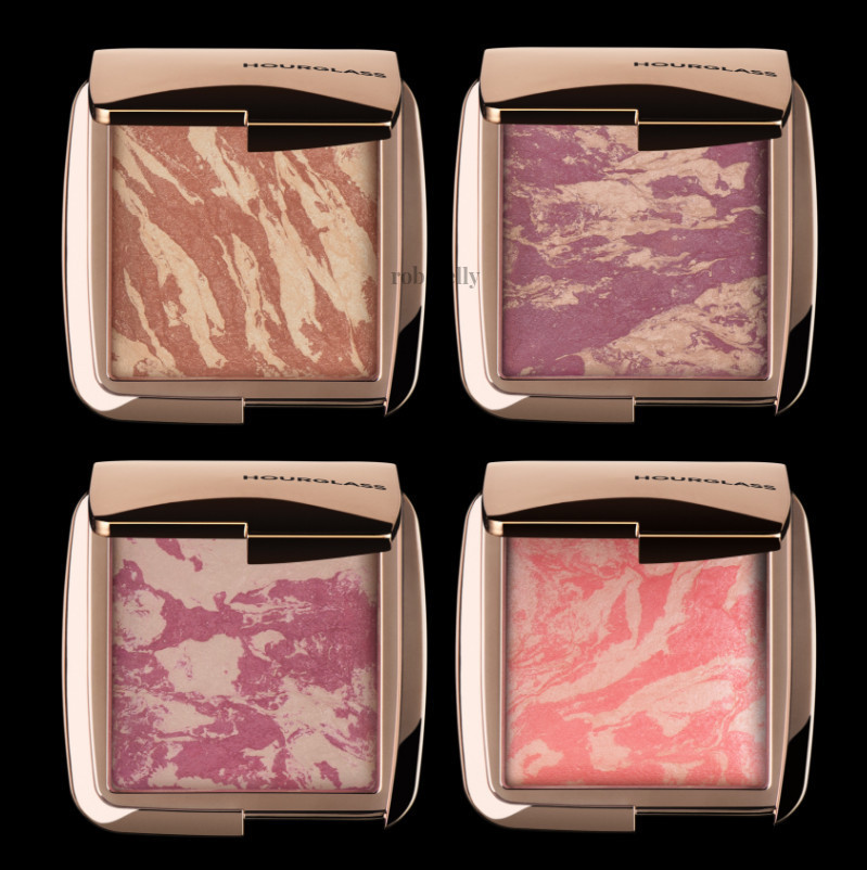 【HOURGLASS】AMBIENT STROBE LIGHTING BLUSH