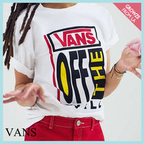 【VANS】新作!OFF THE WALL ロゴ Tシャツ☆