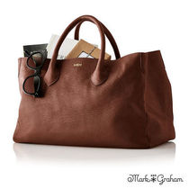 【marc AND graham】セミオーダー*Elisabetta Slouch Handbag