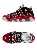 "NIKE Air more uptempo RETRO ""Bulls"""