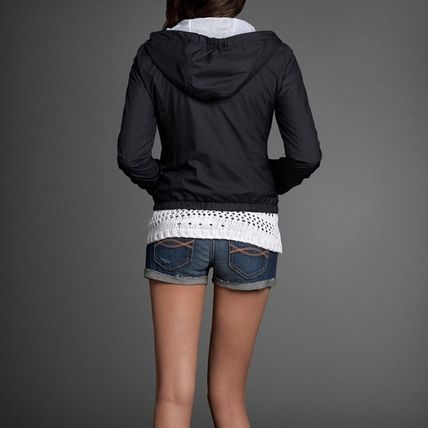 Abercrombie & Fitch ジャケット ビビッドな色合いが素敵 a&f Girls Lucy Jacket ピンク(2)