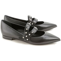 Leather Ballet Shoes レザーバレエシューズ