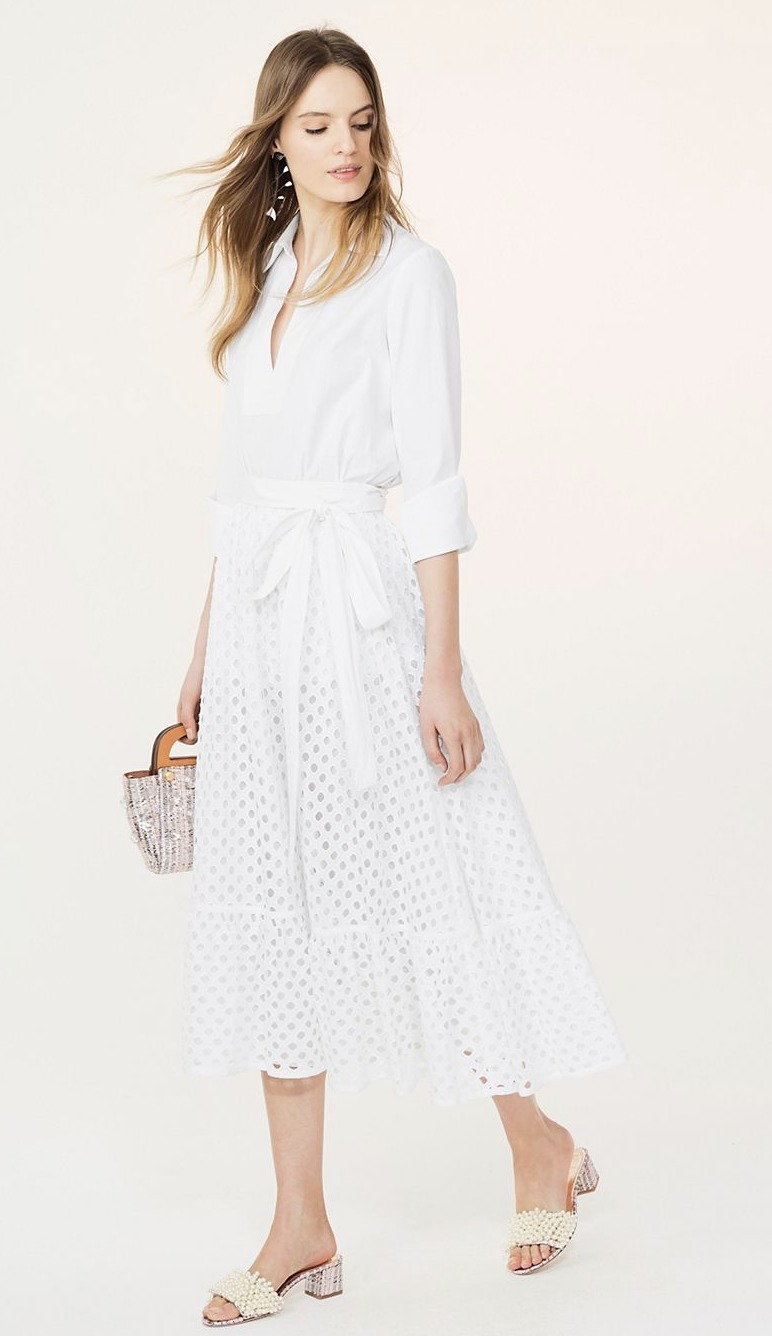 Tory Burch HERMOSA SKIRT
