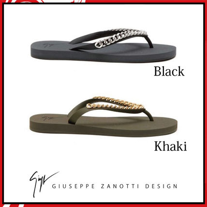 Without GIUSEPPE ZANOTTI Sandals 2 color