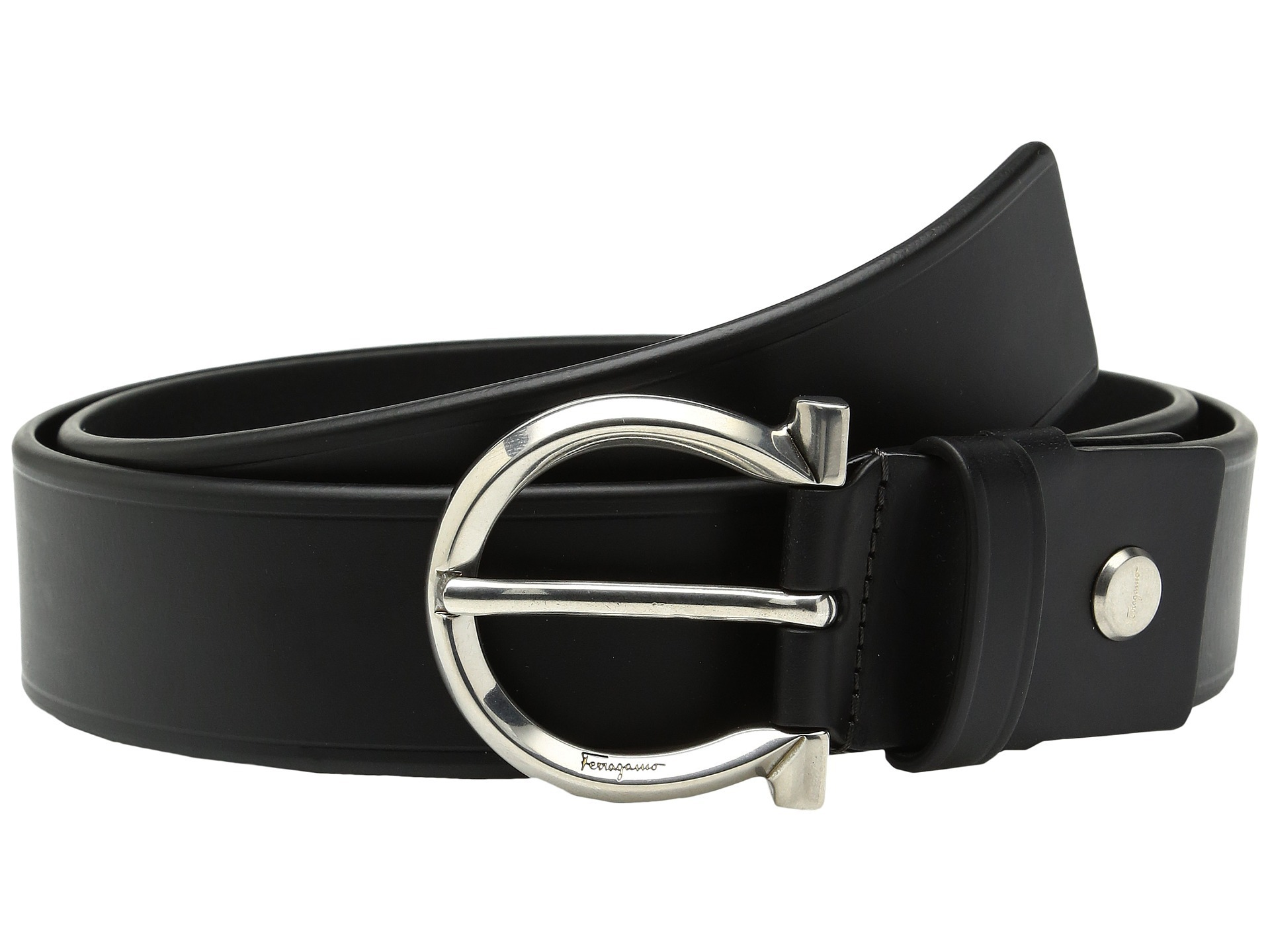 関税送料込み★Salvatore Ferragamo Adjustable Belt - 6 ベルト