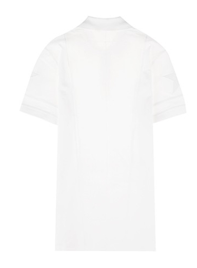 GIVENCHY(ジバンシィ) ★ ARM STAR PATCH POLO TSHIRT WHITE