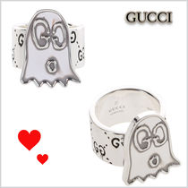 17SS★GUCCI★GucciGhost シルバーリング