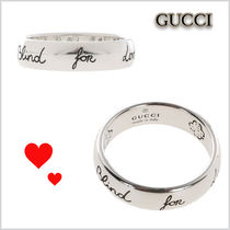17SS★GUCCI★Blind for Love シルバーリング♪指輪