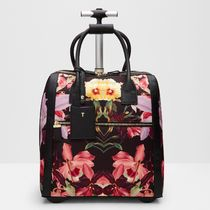 TED BAKER(テッドベイカー ) バッグ ☆追跡あり☆テッドベイカー☆DONNIE☆花柄トラベルバッグ☆