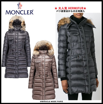 Paris from MONCLER every popular fee down jacket HERMIFUR