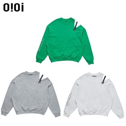 [O!Oi正規品]★ RIBBON SLIT JUMPER 3色 ★