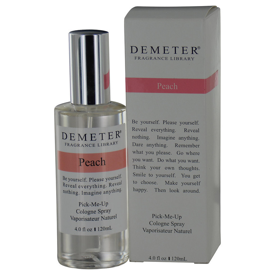 【速達】(男女兼用)Demeter peach cologne spray 120ml