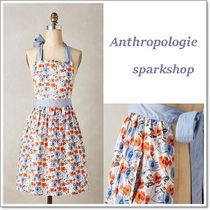 ★Anthropologie★総小花柄 カラフルエプロン★国内発送★送料込