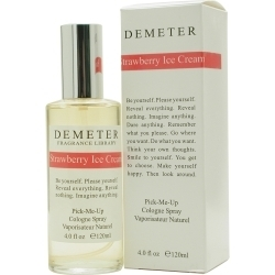 【速達】(男女兼用)Demeter strawberry ice cream 120ml