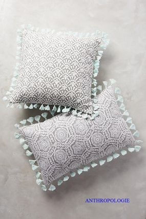 New ANTHROPOLOGIE moroccotayst cushion