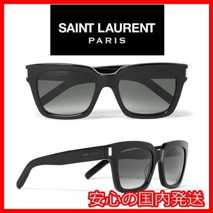 Saint Laurent sunglasses Bold Square Flame /
