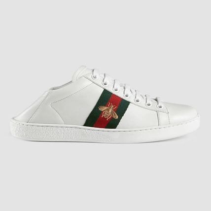 Gucci b embroidery ACE sneaker