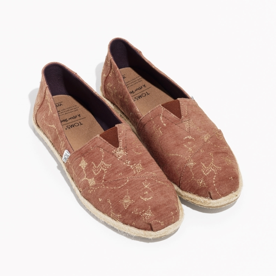 ★&Other Stories x TOMS★ルイボスTEAリネンエスパドリーユ★