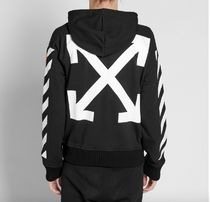 MONCLER X OFF-WHITE MIX HOODY コラボ パーカー