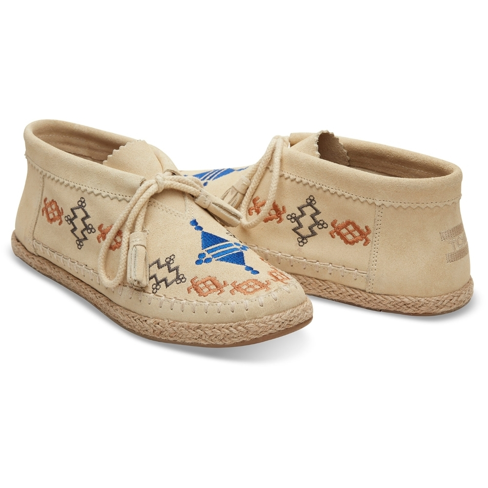 ★&Other Stories x TOMS★スエードチャッカブーティ★