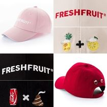 ■韓国発■Fresh Fruit■FRFR COLORING CAP ■全4色