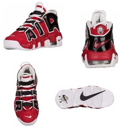 Nike スニーカー 【待望の再入荷】レディスOK!Kids size Nike Air More Uptempo(2)