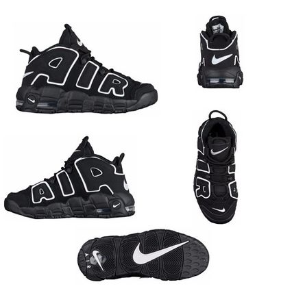 Nike スニーカー 【待望の再入荷】レディスOK!Kids size Nike Air More Uptempo(3)