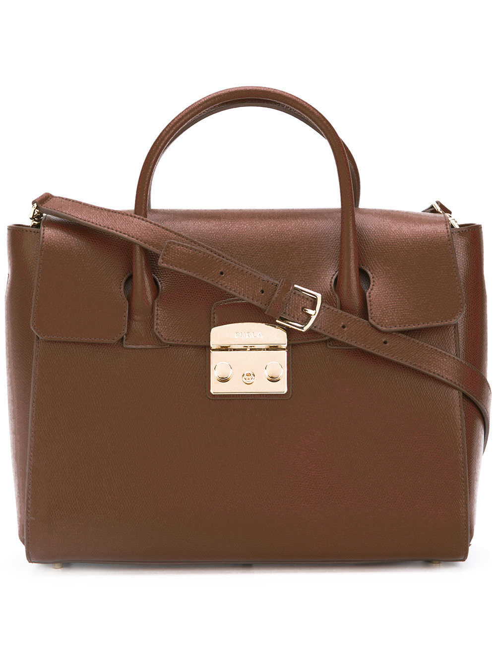 大人気♦FURLA  top handle satchel♦