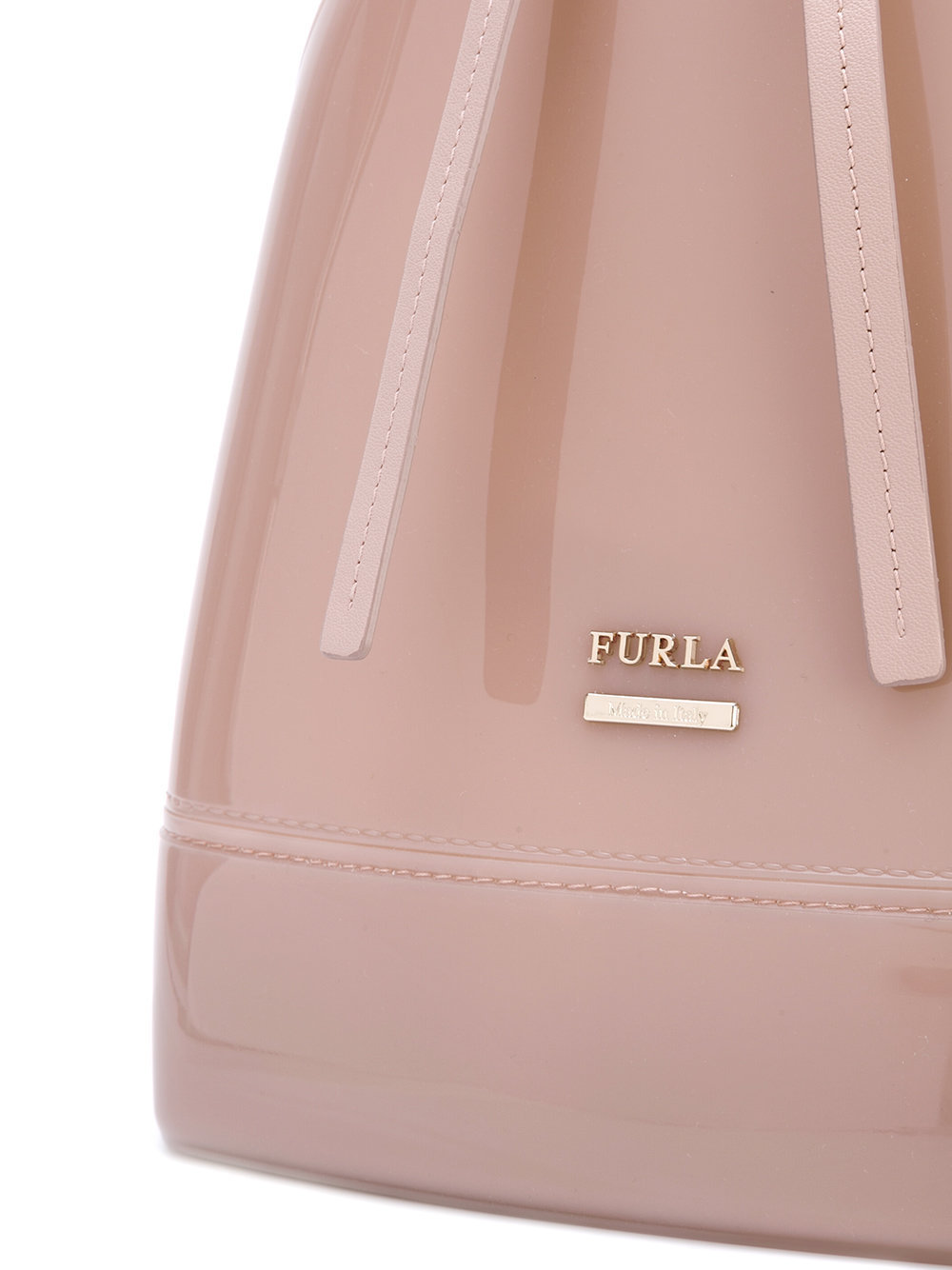 大人気♦FURLA  strap detail backpack♦