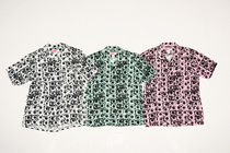 SUPREME17SS★Comme des Garcons S/S Rayon shirt ギャルソン