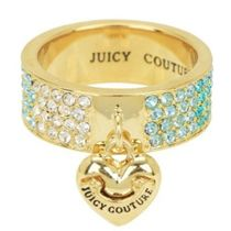 ♡JUICY COUTURE★HEARTリング