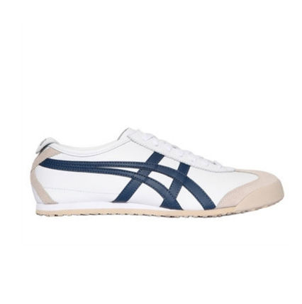 ONITSUKA TIGER MEXICO 66 leather sneakers white