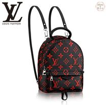 Louis Vuitton☆ SAC A DOS PALM SPRINGS MINI☆バックパック