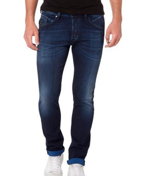 DIESELディーゼル Belther Stretch Tapered ジーンズ送料関税込