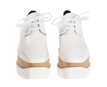 Stella McCartney シューズ・サンダルその他 【関税負担】 STELLA MCCARTNEY ELYSE SHOES WHITE(2)
