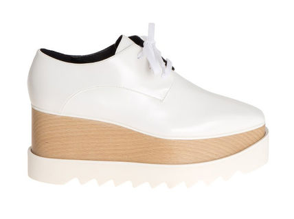 Stella McCartney シューズ・サンダルその他 【関税負担】 STELLA MCCARTNEY ELYSE SHOES WHITE(5)