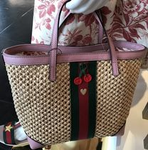 GUCCI ジュニア・キッズ用 かごバッグ★国内発送