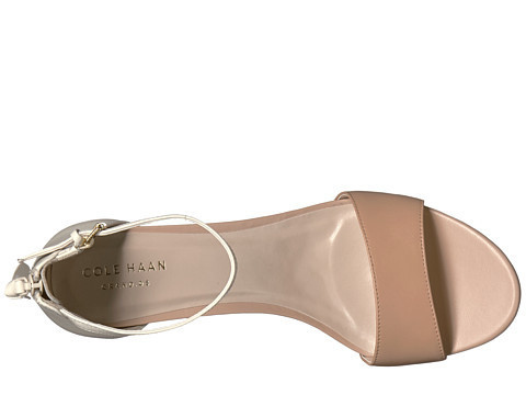 セール☆COLE HAAN Clara Grand Sandal 85mm(ベージュ)