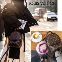 ★入手困難【Louis Vuitton】PALM SPRINGS MINI バックパック♪