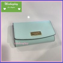 【kate spade】4月新色★人気のキーケース♪ rucy ★islandwater